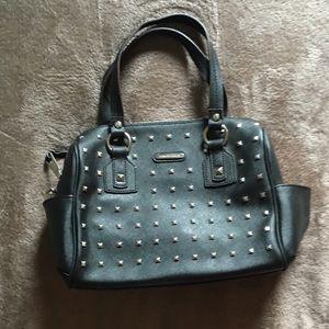 Dana Buchman studded purse